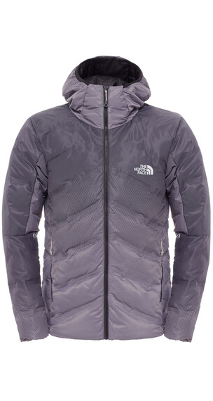 The North Face M's Fuseform Dot Matrix Hooded Down Jacket TNF Black Tri Matrix
